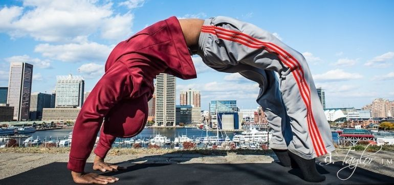 Yoga In Baltimore (Incredible Slideshow) Hero Image