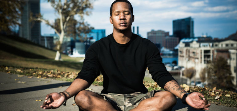 Real Men Meditate: 3 Reasons Why You Should, Too Hero Image