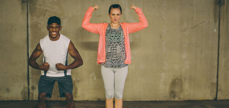 The Only 3 Moves You Need For A Full-Body Workout Hero Image