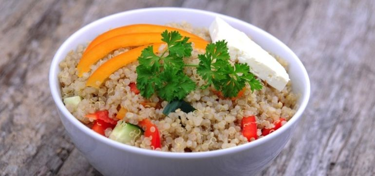 8 Foods To Keep In Your Kitchen If You Want To Be Healthy Hero Image