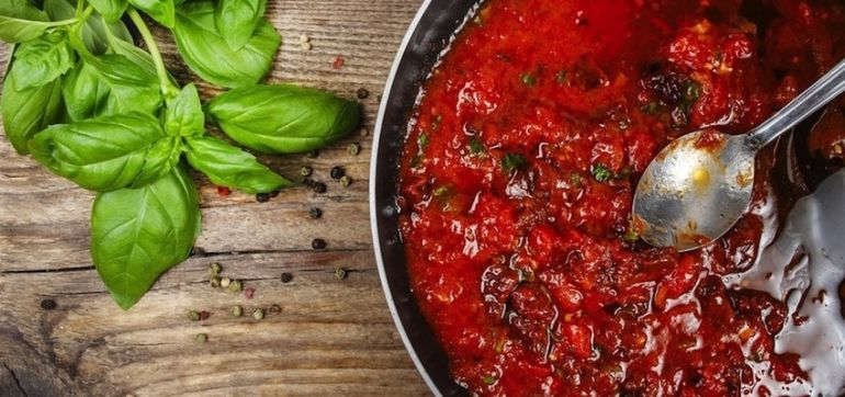 3-Ingredient Red Sauce (Perfect For Any Occasion!) Hero Image