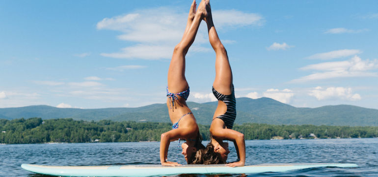 What Yoga Inversions & Sex Have In Common Hero Image