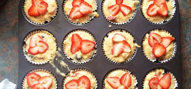 The ONLY Gluten-Free Muffin Recipe You'll Ever Need (With Vegan Option) Hero Image