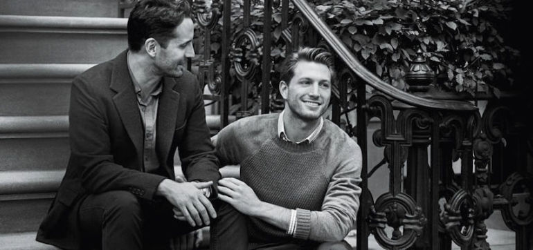 Tiffany & Co. Features Gay Couple In Ad Campaign For First Time Hero Image