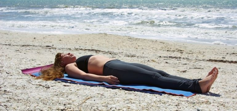 3 Tips To Get The Most Out Of Savasana Hero Image