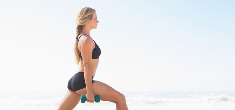 A Personal Trainer Shares Her Secret For Getting A Great Butt Hero Image