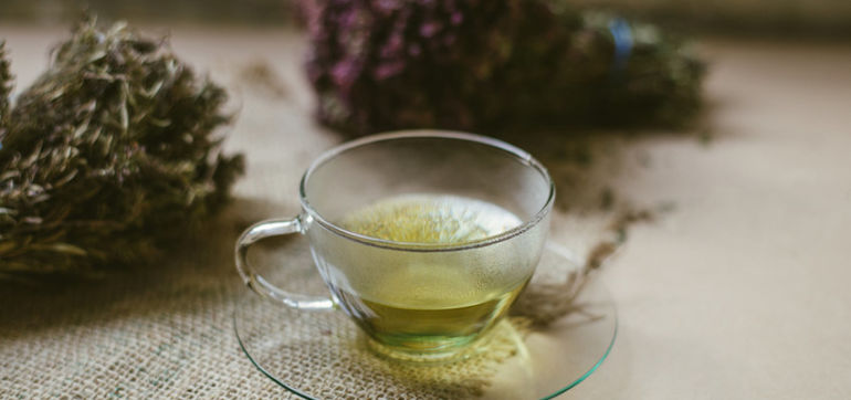An Herbal Tea To Calm Your Skin Hero Image