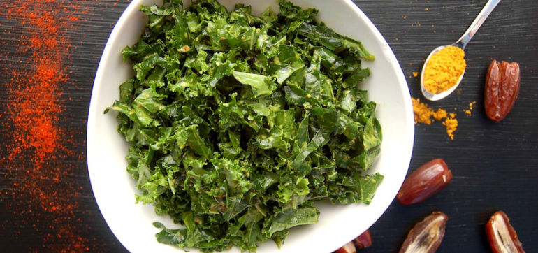 The Recipe That Will Make You Fall In Love With Kale All Over Again Hero Image
