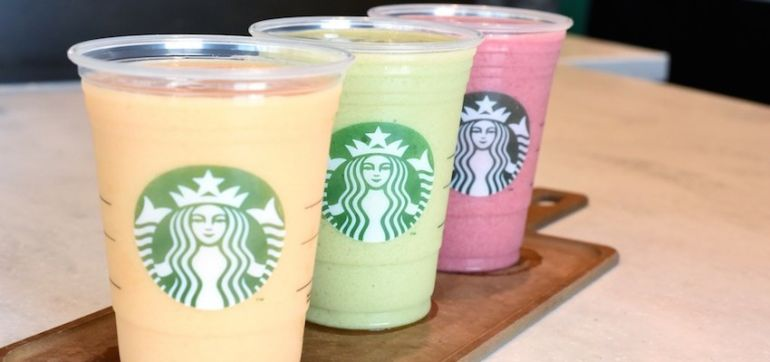 Starbucks Is Now Serving Kale Smoothies (Yes, Seriously) Hero Image