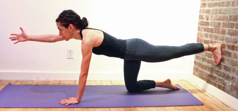 Yoga Poses & Meditation Exercises To Get You Running Like A Champ Hero Image