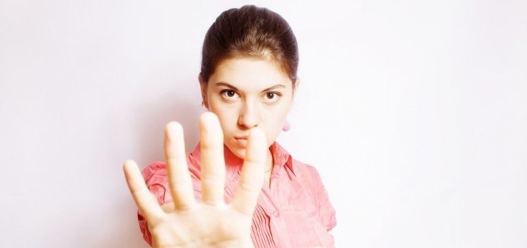 5 Easy Steps To Set Up Healthy Boundaries Hero Image