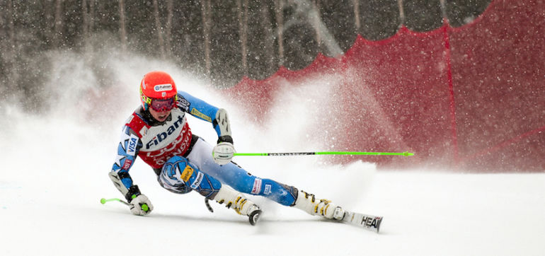 US Skier Ted Ligety On Sochi & His Love Of Kale Smoothies Hero Image