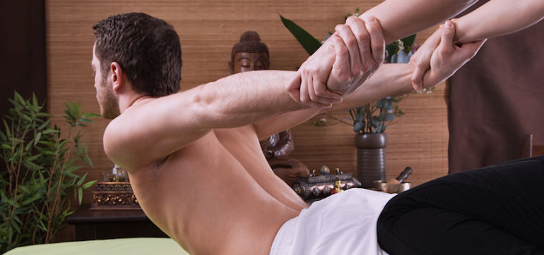 4 Types Of Thai Massage You've Never Heard Of But Should Try Hero Image