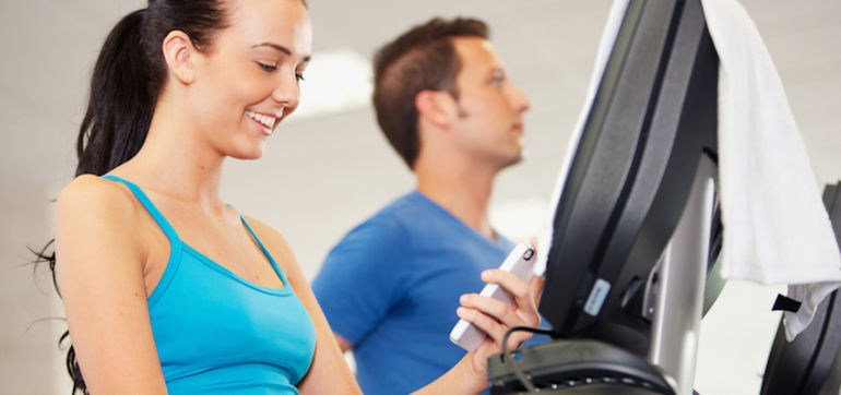 5 Amazing Workouts You Can Do On A Treadmill Hero Image