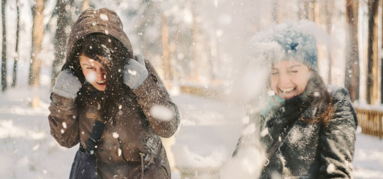 Feeling Cold Is Contagious, Science Says Hero Image
