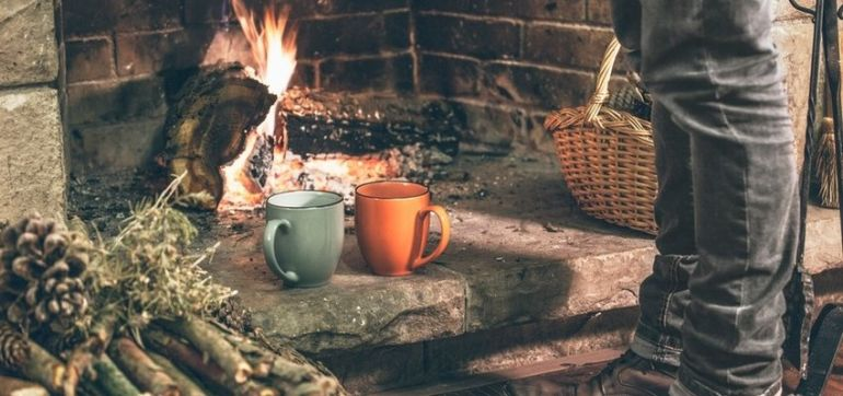 Get Cozy With Chai Tea Made From Scratch! Hero Image