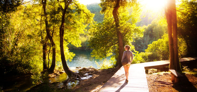 Why Walking Is Great For Your Creativity Hero Image