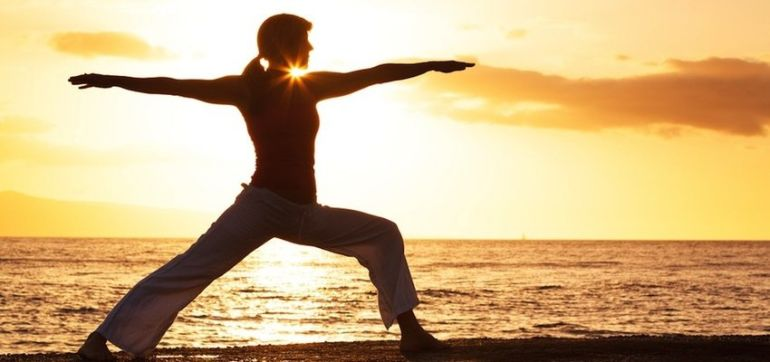 Really, Yoga's Not About Touching Your Toes Hero Image