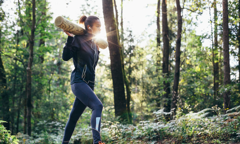Work Out A Lot? Here's How To Prevent Injuries Hero Image