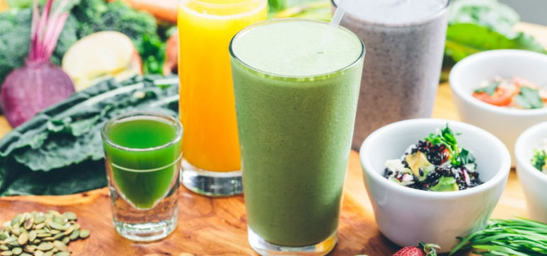 7 Ways To Give Your Green Juice A Winter Boost Hero Image
