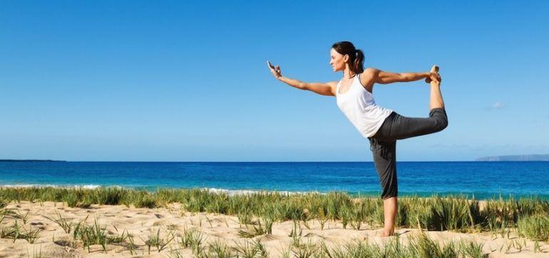 My Life Is Half Yoga, Half Cubicle Hero Image