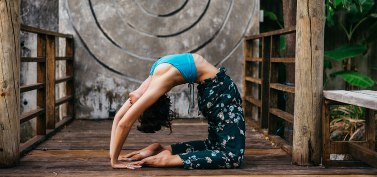 Why Yoga Is So Great For Your Spine & Heart Health Hero Image
