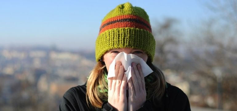5 Tips To Help You Beat The Flu Hero Image