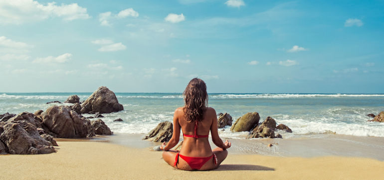 5 Beginner Meditations To Help You Relax & Sleep Better Hero Image