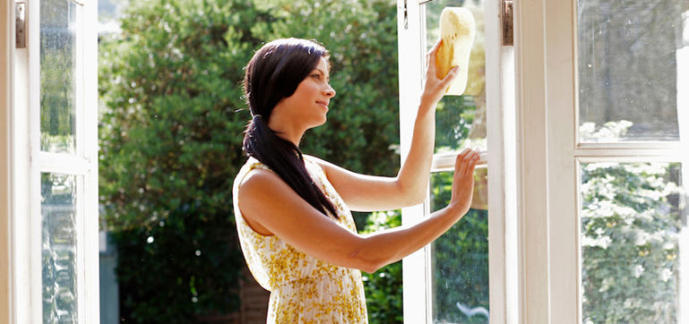 9 Simple, Natural Tips To Improve The Air In Your Home Hero Image