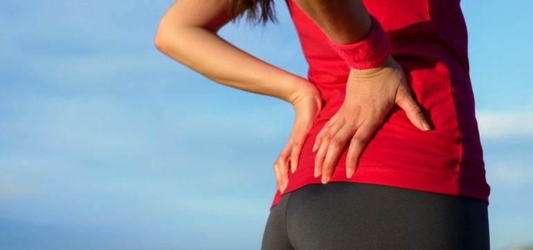 Overcome Back Pain With These 5 Techniques Hero Image