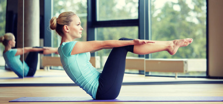 5 Reasons Everyone Should Try Pilates (Even If You Think It's Not For You) Hero Image
