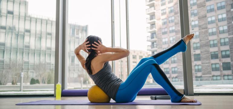 Pilates for Beginners Hero Image