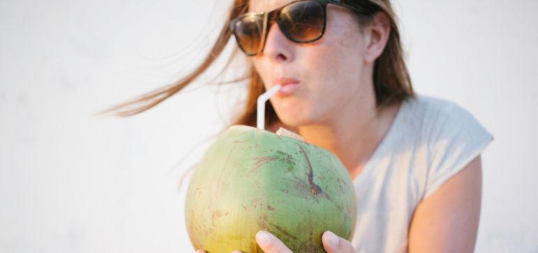 Coconut Water 101 Hero Image
