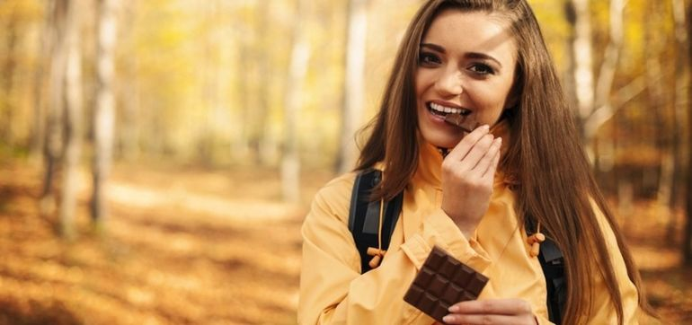 Why You Should Have A Little Dark Chocolate Every Day Hero Image