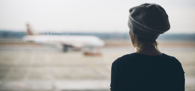 4 Reasons To Meditate On A Plane (And How To Do It) Hero Image