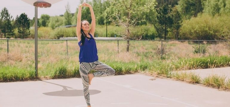 What I Learned Teaching Yoga At A Halfway House Hero Image