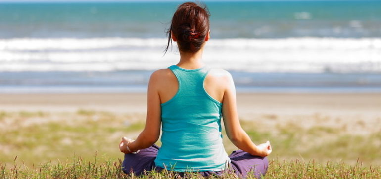 10 Tips To Help You Start A Meditation Practice Hero Image