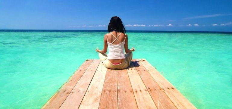 To Lose Weight ... Meditate? Hero Image
