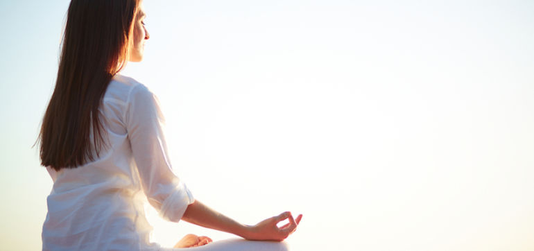Why Meditation Isn't Bliss All The Time Hero Image