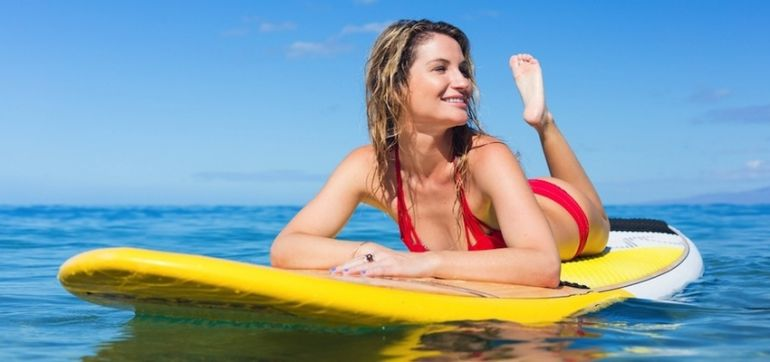 Why You Should Get Some Sun This Summer + How To Do It The Safe Way Hero Image
