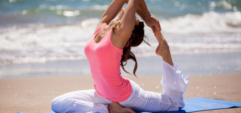Are You A Yoga Addict? And Is That Such A Bad Thing? Hero Image