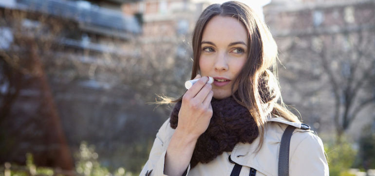 To Heal Chapped Lips, Avoid These Harmful Lip Balm Ingredients Hero Image