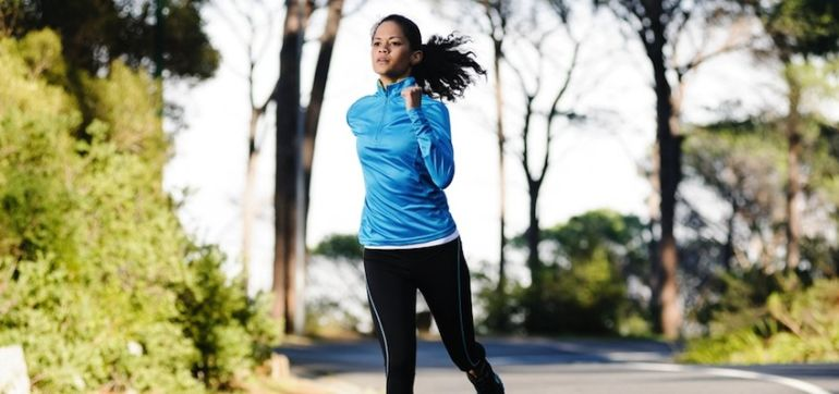 Is Running Hurting Your Knees? Ayurveda Can Help Hero Image