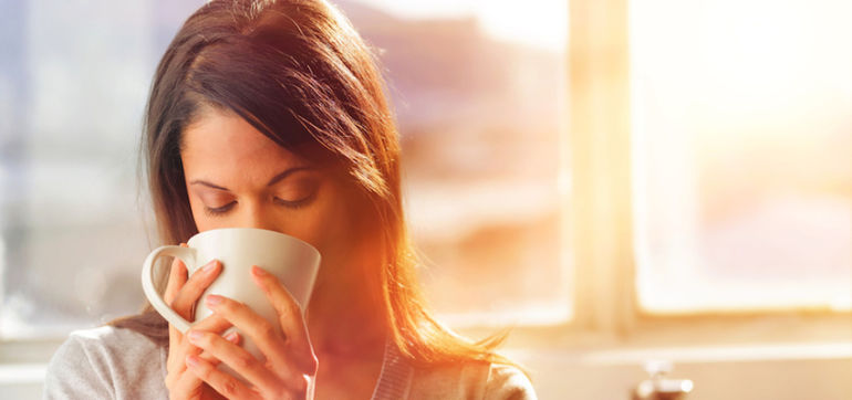 A 4-Step Morning Routine To Guarantee A Great Day Hero Image