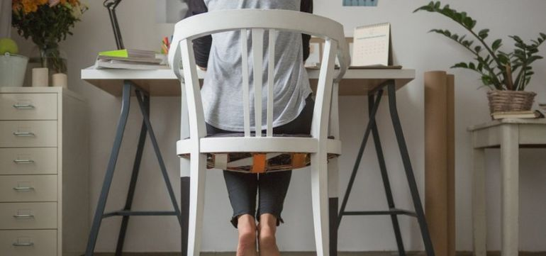 3 Easy Steps To Keep Your Office Chair From Killing You (Video) Hero Image