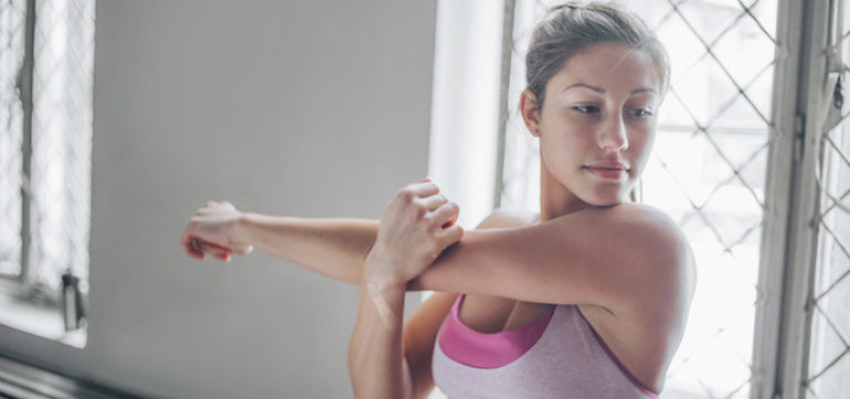 A Low-Impact Barre Workout With High-Impact Results Hero Image