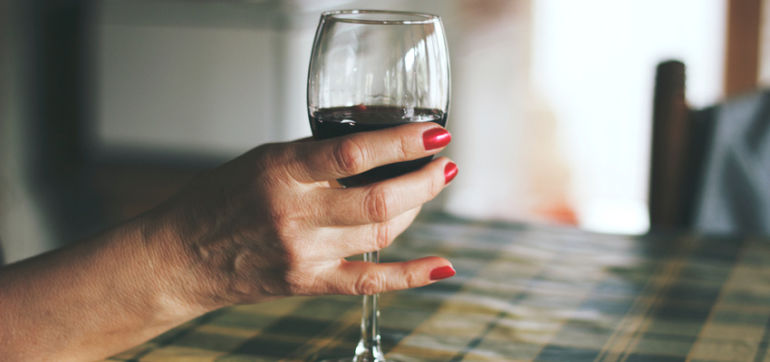 The Fat-Busting Properties Of Red Wine Hero Image