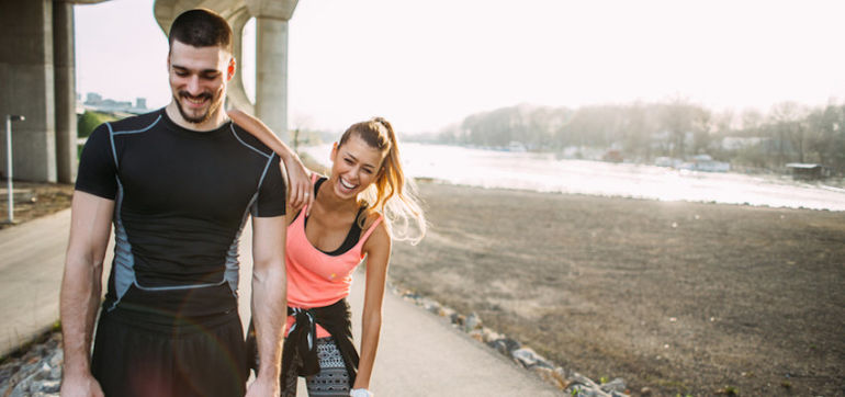 How To Get Fit (Even If You're Crazy Busy & Don't Know Where to Start) Hero Image