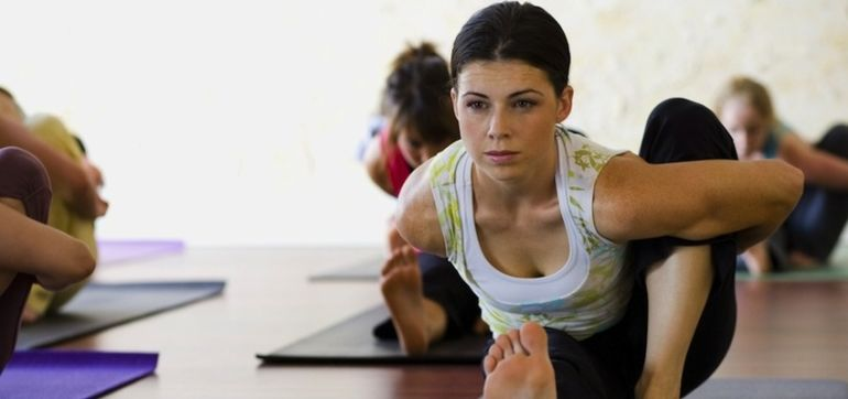 5 Tips To Make Any Yoga Class Kick Your Ass Hero Image