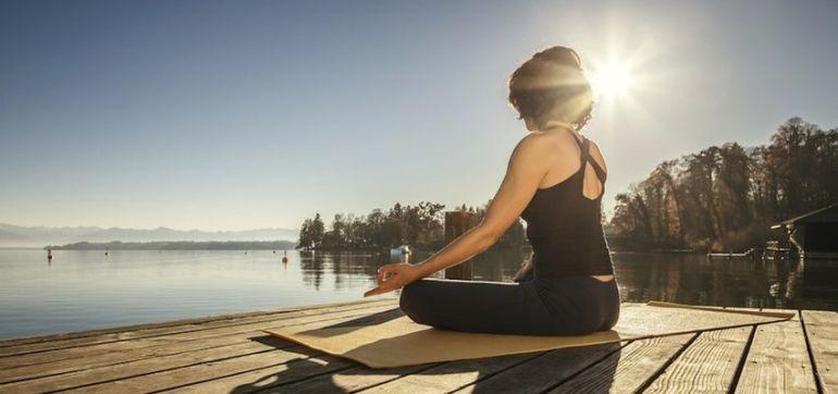 """Yoga Therapy: It's Not Just """"Gentle"""" Yoga Hero Image"""